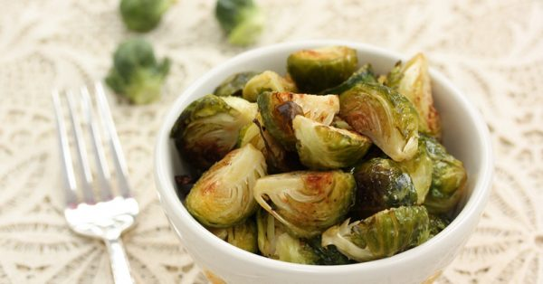 Tasty Brussels Sprouts even the kids will love | eatnakednow.com