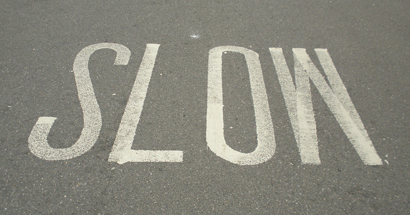 The business case for slowing down. An open letter to type A's everywhere | eatnakednow.com