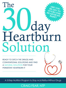 The 30-day Heartburn Solution