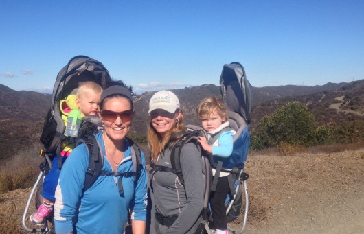 Hike with your baby! | eatnakednow.com