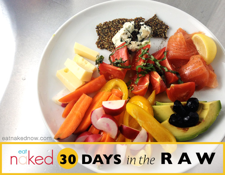 These are a few of my favorite (raw) things [30 Days in the Raw, Day 12]