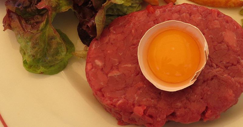 How to safely eat raw meat [30 days in the raw]   Eatnakednow.com