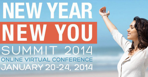 New Year New You - Summit 2014 | eatnakednow.com
