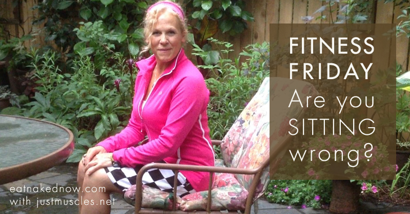 Fitness Friday: Are you sitting wrong?
