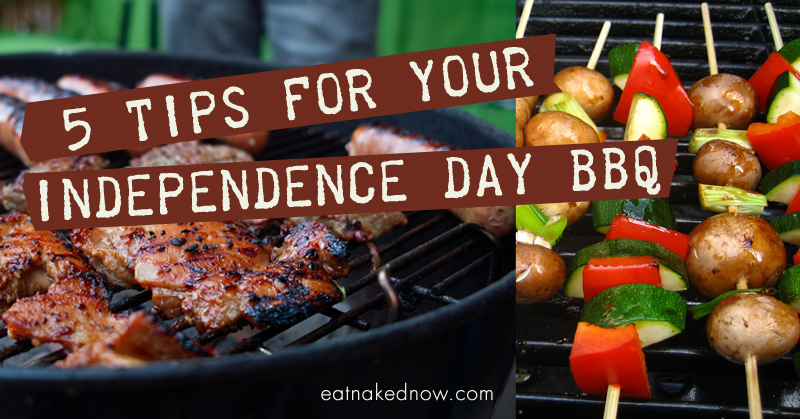 5 tips for your Independence Day BBQ