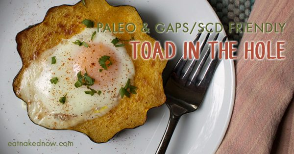 Toad in the hole: Paleo, GAPS and SCD friendly | eatnakednow.com