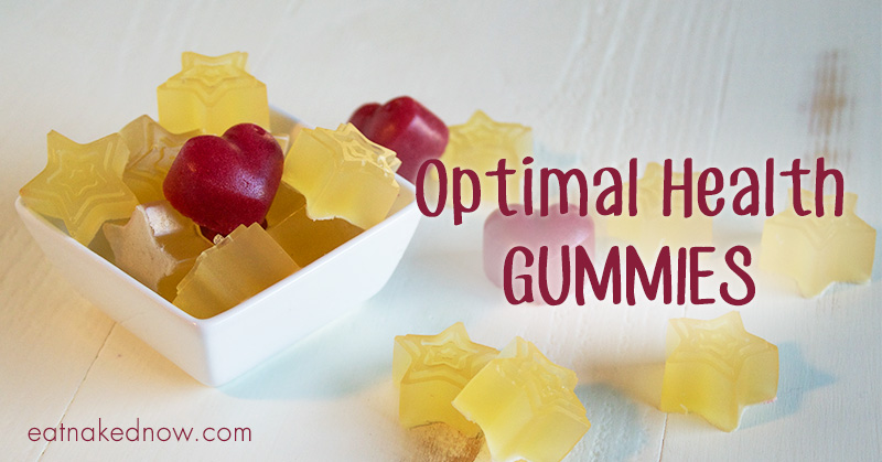 Optimal Health Gummies | eatnakednow.com