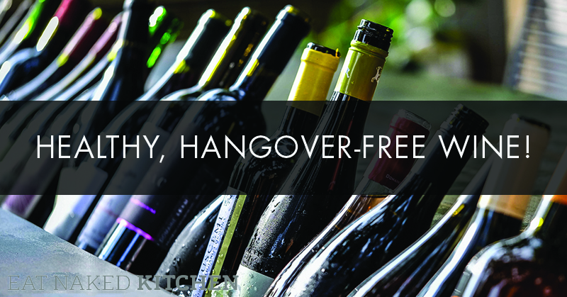 Healthy, Hangover-Free Wine!