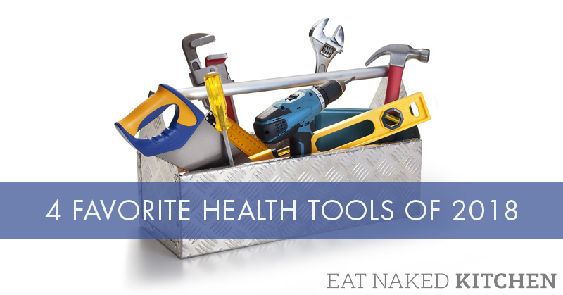 Four Favorite Health Tools This Year